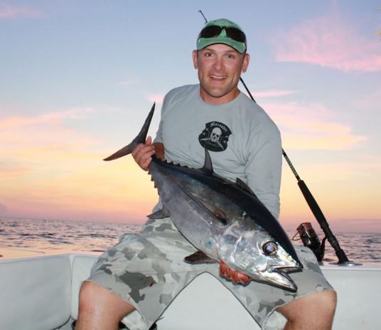 Big Bimini Blackfin Tuna