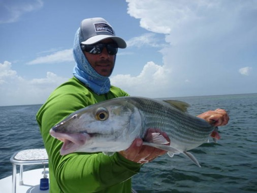 Miami flats fishing guides charters biscayne bay for Biscayne bay fishing