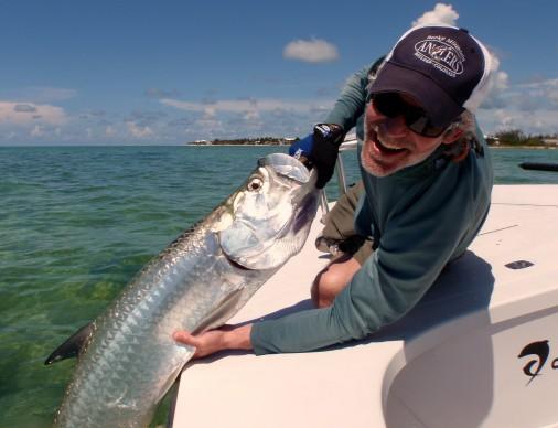 miami flats fishing for tarpon