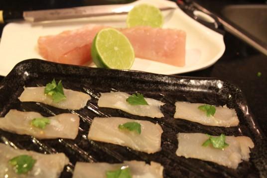 wahoo sushi