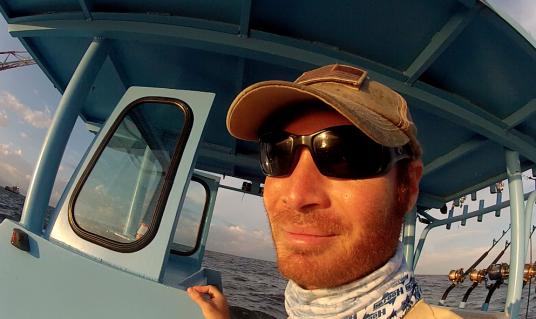 Capt. Charlie Ellis of Miami, FL