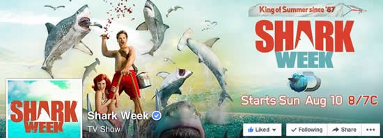 shark week sharks