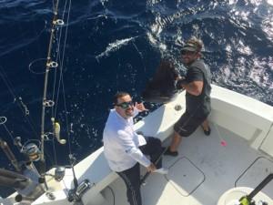 Capt Danny Sailfish Release