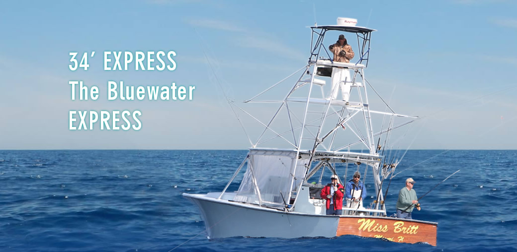The ultimate miami fl sport fishing charter experience for Miami fishing charter